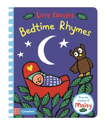 Book cover for Bedtime Rhymes